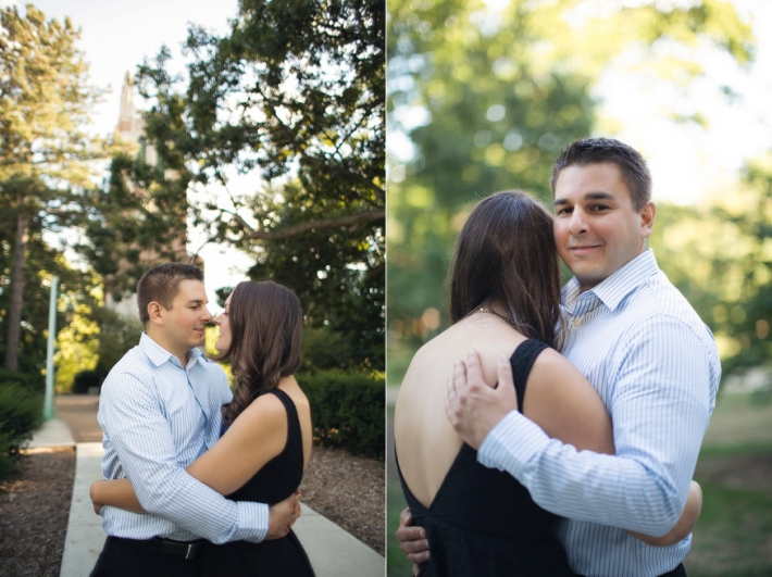 nicole haley photography - east lansing engagement session