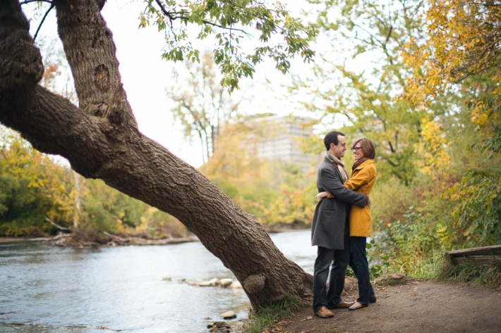 ann arbor engagement session - nicole haley photography